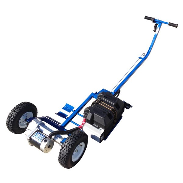 Trail Dragger Electric with Differential